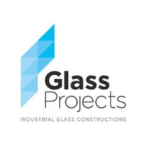 logo vierkant glass projects