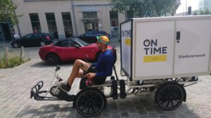 Bakfiets On Time